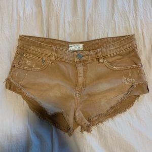 FreePeople short shorts